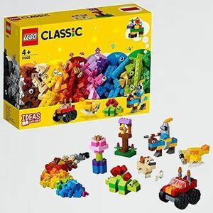 新品 目玉 クラシック レゴ(LEGO) X-8R 女の子 男の子 アイデアパ-ツ 11002 知育玩具 ブロック おもちゃ
