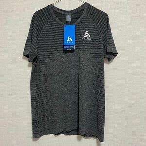 ODLO オドロ スポーツウェア ランニング ヨガ 半袖Tシャツ