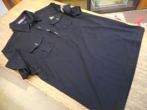 ♪【ルコック】ゴルフウェア サイズ/M ポロシャツ【小樽店】♪7516