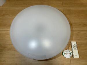 NEC ホタルクス HotaluX LIFELED'S HLDZB0809 [LEDシーリング 昼光色 8畳] ジャンク