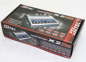 ハイテック 充電器 HITEC 44235 multi charger X2 700 [マルチチャージャー X2 700]