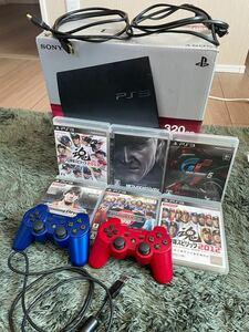 PS3 320GB SONY