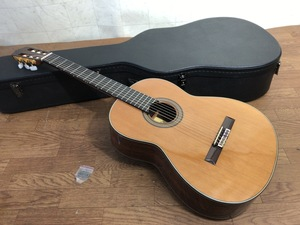C103Y027●ECOLE 1000 クラシックギター ハードケース付属