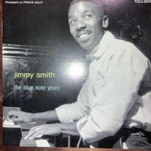 ベストオブジミースミス CD Best of Jimmy Smith Blue note organ オルガン