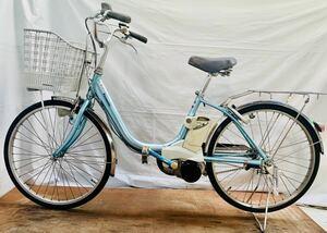 Panasonic 24 дюймовый велосипед с электроприводом б/у машина