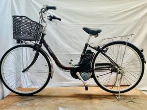 Panasonic 26 дюймовый велосипед с электроприводом б/у машина