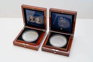 產品詳細資料,日本Yahoo代標|日本代購|日本批發-ibuy99|イギリス王属領オルダニー 1KG大型銀貨 2021 100ポンド 発行枚数 10/100 マットプ…