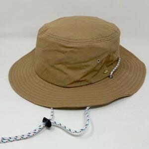 アドベンチャーハット サファリハット ベージュ faburous fab 帽子 アウトドア