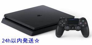 PlayStation4 ジェットブラック CUH-2100AB01