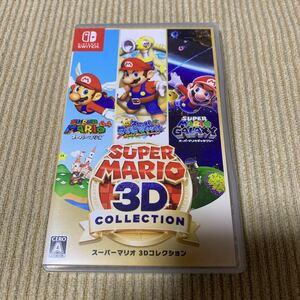 Nintendo Switch 任天堂スイッチ ソフト スーパーマリオ 3Dコレクション