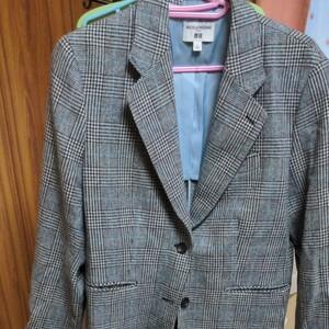 ユニクロ イネス ツィードジャケット Lサイズ 中古品