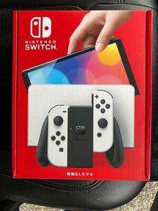任天堂スイッチ 有機EL ホワイト Nintendo switch 本体