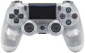 最新版 PS4 ワイヤレスコントローラー スケルトン Playstation4 プレステ4 互換品 多機能 DOUBLESHOCK4 新品未使用