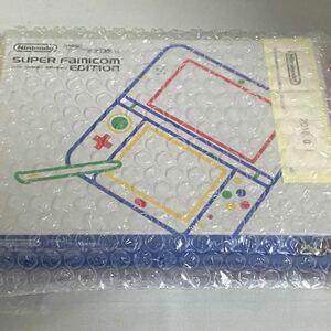 Newニンテンドー3DS LL スーパーファミコン エディション 新品未開封