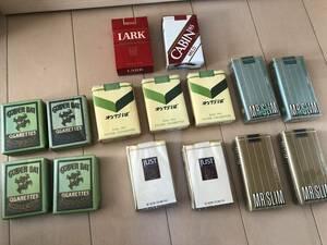 ■未開封品■昭和レトロ■LARK/CABIN/わかば/GOLDEN BAT/JUST/MR.SLIM■ 煙草 タバコ ■まとめて セット