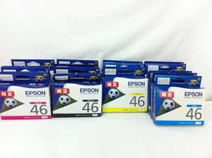■ 送料無料 1円~EPSON エプソン ICM46・ICY46・ICC46・ICBK46  純正 インクカートリッジ 期限切れ