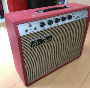 ACE TONE Duetto 真空管ギターアンプ 美品!