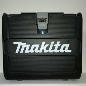 未使用  makita マキタ インパクトドライバケースのみ td172等 バッテリー4個入るモデル マキタケース 工具ケース