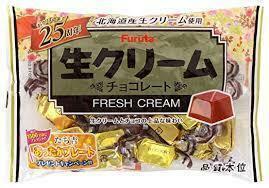 フルタ製菓 生クリームチョコレート184g♪定価500円!