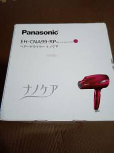 未使用 Panasonic ヘアードライヤー EH-CNA99-RP