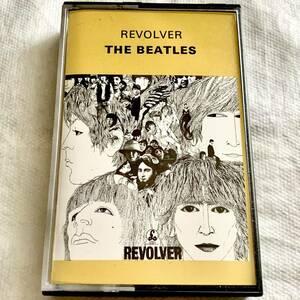 REVOLVER カセット・テープ The Beatles
