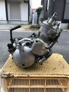 DT230ランツァ LANZA キック付きエンジン クランキングは確認しました。売り切り品