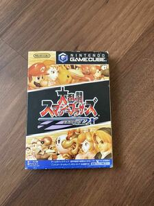 ニンテンドーゲームキューブソフト 大乱闘スマッシュブラザーズDX メモリーカード付き