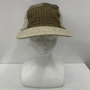 NEW YORK HAT ONE SIZE ニューヨークハット その他ファッション小物 その他 キャップ 帽子 チェック柄 ONE SIZE 10025834