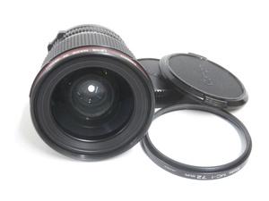 【中古美品・動作確認済み】 CANON LENS FD 24mm 1:1.4 L レンズ キャノン (柏)