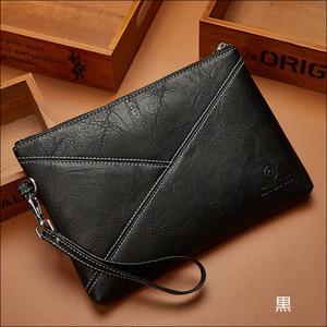 クラッチバッグ レディース 黒 ブラック セカンドバッグ クラッチバック レザー ビジネス バッグ ハンドバッグ パーティバッグ