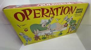 トイストリー ゲーム盤 オペレーションスキルゲーム アンディ―の部屋の玩具operationskillgame未使用開封済日本未入荷USA製ボードゲーム