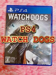 PS4 WATCHDOGS(ウォッチドッグス)