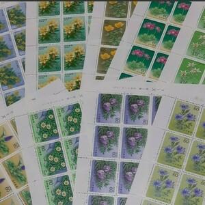 記念切手 コレクション 1,800円分 全て60円切手 同時購入同梱発送で170円分サービス
