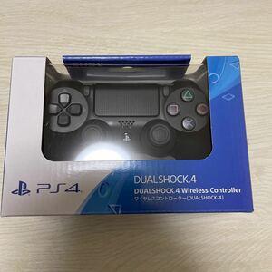 PS4 ワイヤレスコントローラー 純正 ブラック