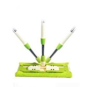 新品 激安!回転モップ掃除家庭用クリーニング材料生地簡単フラットモップバケット掃引するハード床怠惰なクリーナー FT18