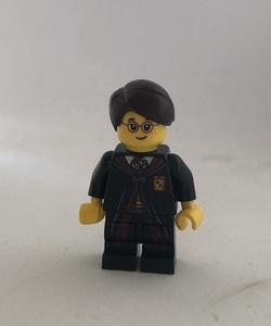 即決 新品 未使用 レゴ LEGO ミニフィグ ミニフィギュア シティ メガネの男の子 制服 子供