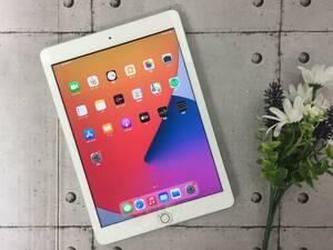 【Apple】iPad 第5世代 Wi-Fiモデル 9.7インチ 32GB A1822(MP2G2J/A) シルバー 動作品 ※難あり