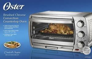 オスター X-Large 対流式オーブン TSSTTVSK01 Oster X-Large Convection Oven