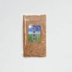 未使用 新品 国産 粉末黒糖 T-32 260g (1袋) 沖縄多良間島産黒砂糖 サトウキビ100%の純黒糖 (加工黒糖ではありません)