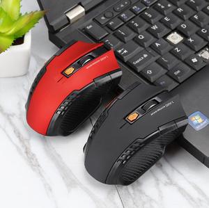 ☆人気 プロ 2.4GHz ワイヤレス光学式ゲーミングマウスワイヤレス Pc ゲーミングノート Pc コンピュータマウス ゲーマー Usb レシーバー
