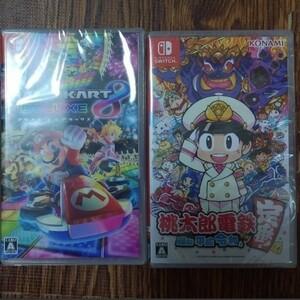 マリオカート8デラックス 桃太郎電鉄  Nintendo Switch