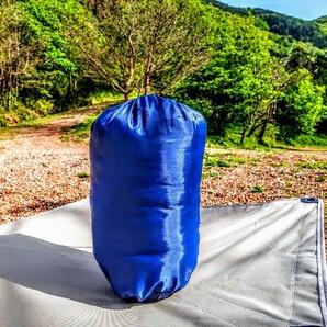 【新品未使用】寝袋 シェラフ キャンプ アウトドア Sleeping