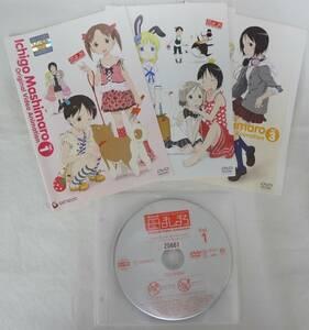 送料無料 レンタル落ち中古DVD 苺ましまろ OVA 全3巻セット