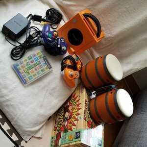 ゲームキューブ 任天堂 Nintendo ニンテンドー 周辺機器 GAMECUBE どうぶつの森 ドンキーコンガ まとめて