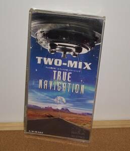 【送料無料】プラケース付 シングルCD TWO-MIX TRUE NAVIGATION/WAKE KIDS-337 8cmCD『XファイルIII』イメージソング 高山みなみ