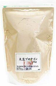 【期間限定】1kg 自然健康社 大豆プロテイン粉末 1kg チャック付き袋入りN7AZ