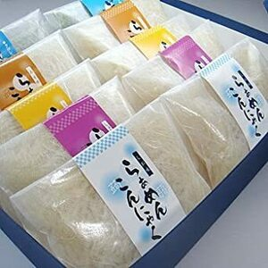 【期間限定】ギフト箱入こんにゃくラーメン10食セット【お中元】【ギフト】【ダイエット】【蒟蒻麺】GZ3I