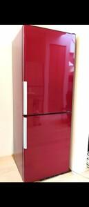 美品!【送料無料】AQUA アクア 2ドア冷凍冷蔵庫 AQR-D28D(R) 275L 大容量