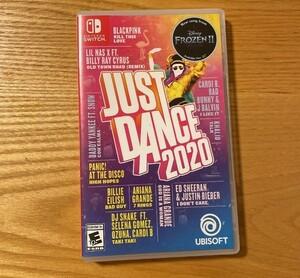 ジャストダンスJust Dance 2020