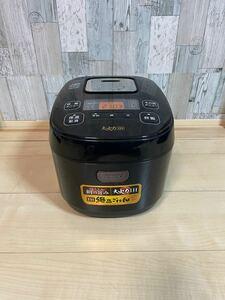 アイリスオーヤマ 炊飯器JRC-IB50-BK(2019)